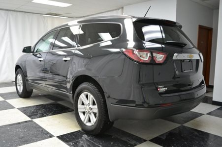 2014_Chevrolet_Traverse_LT_AWD_3.6L_V6_Heated_Seats_Media_Center_Third_Row_Seating_47