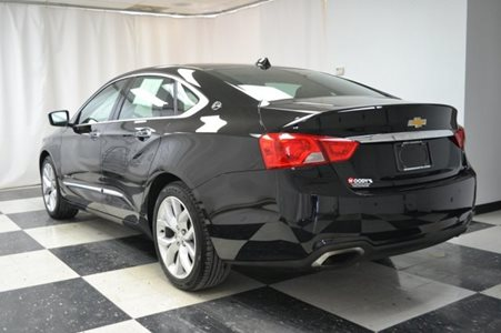 2014_Chevrolet_Impala_LTZ_FWD_2.5L_I4_Heated_Leather_Media_Center_Alloy_Wheels_43