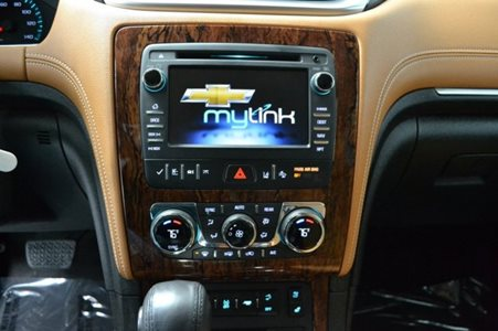 2014_Chevrolet_Traverse_LTZ_AWD_3.6L_V6_Heated_Cooled_Leather_Third_Row_CD_Stereo_18