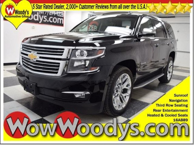SUV Shopping? 2016 Chevrolet Tahoe LTZ For Sale Greater Kansas City