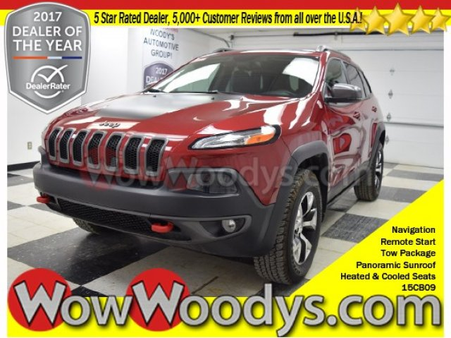 SUV Shopping? 2015 Jeep Cherokee for sale Grater Kansas City