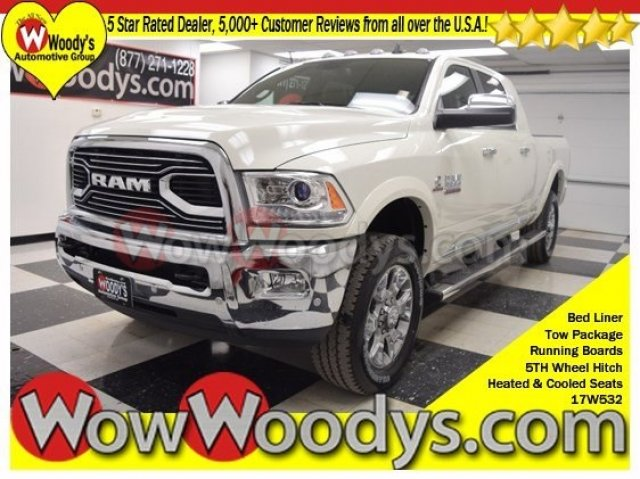 Truck Shopping? New 2017 Ram 3500 for sale Greater Kansas City