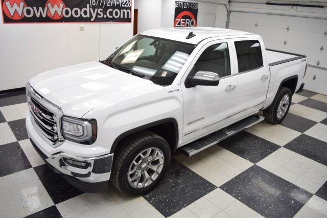 Truck Shopping? Used 2017 GMC Sierra for sale Greater Kansas City