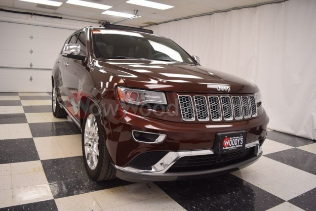 SUV Shopping? Used 2014 Jeep Grand Cherokee for sale Greater Kansas City