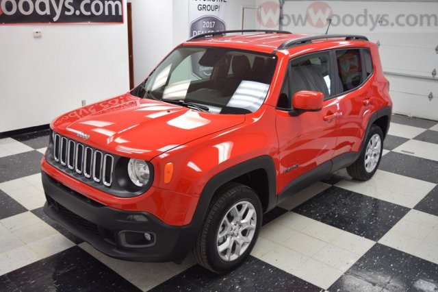 SUV Shopping? New 2017 Jeep Renegade for sale Grater Kansas City